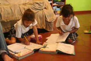Intelligence, Hard Work, and Homework